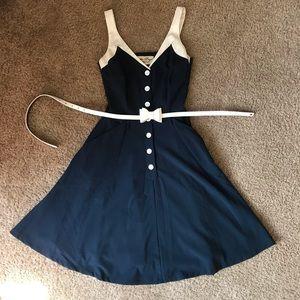 Bettie Page by Tatyana Sea Breeze Dress